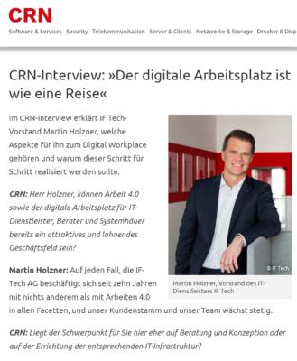 Artikel CRN