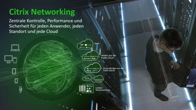 Citrix Networking